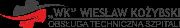 WK Wiesław Kożybski - obsługa techniczna szpitali